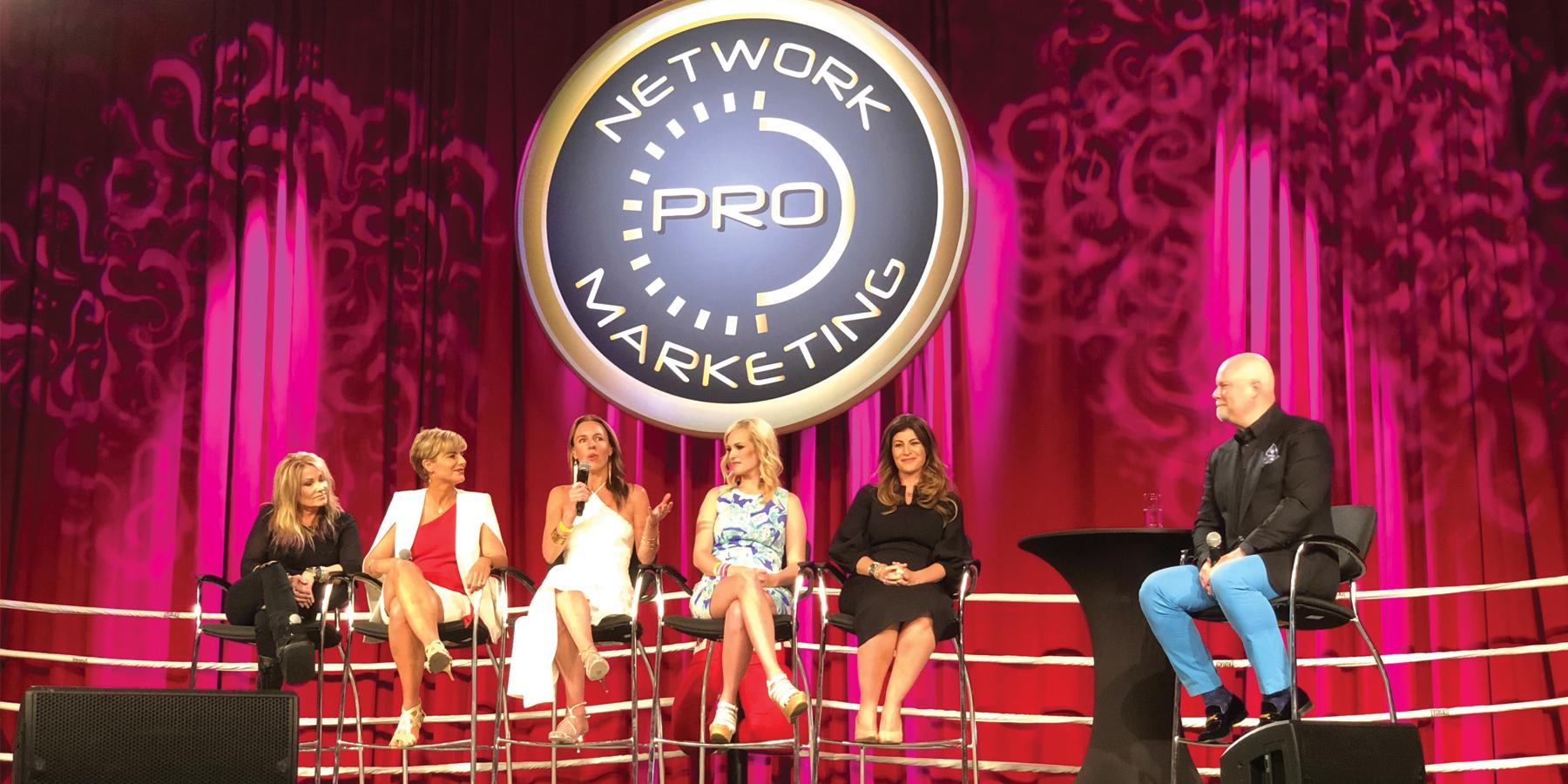 Network Marketing Women Leaders